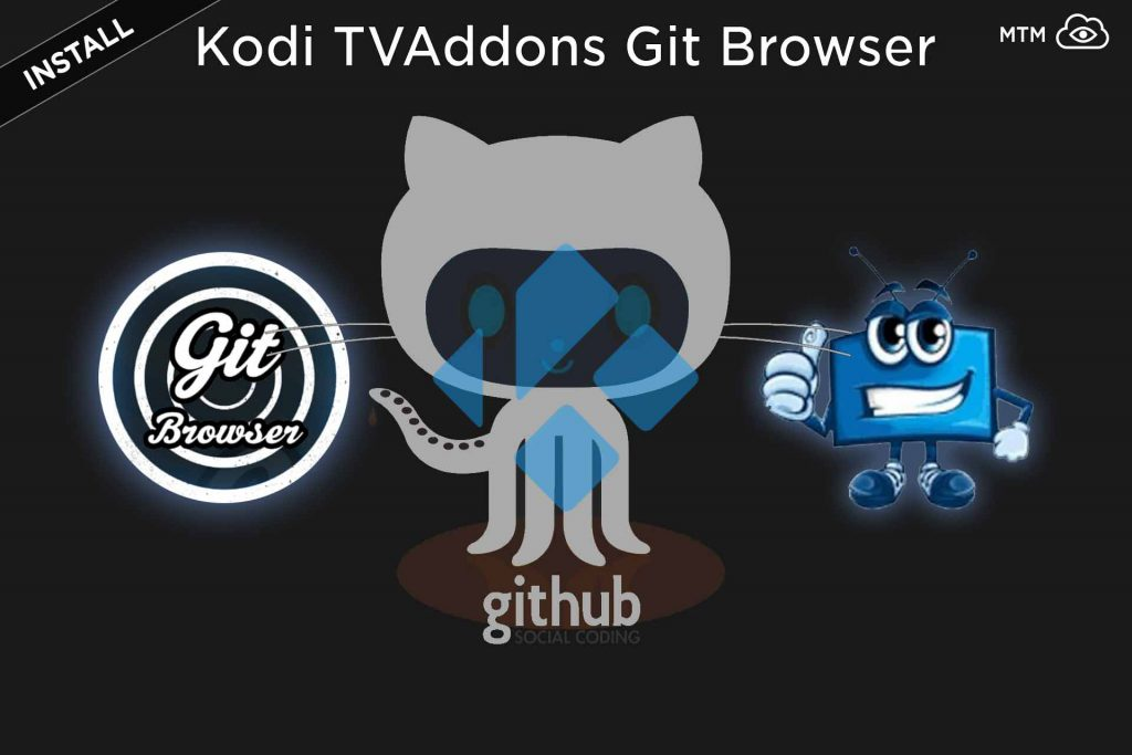 TVAddons Git Browser for Kodi TV Addons GitHub Installation