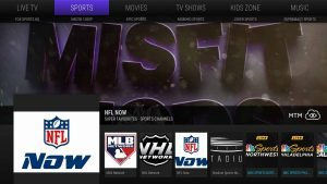 Misfit Mods Lite Build Best Kodi Sports Channels Addons