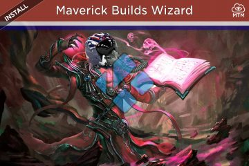How to Install Maverick Builds Wizard heading image