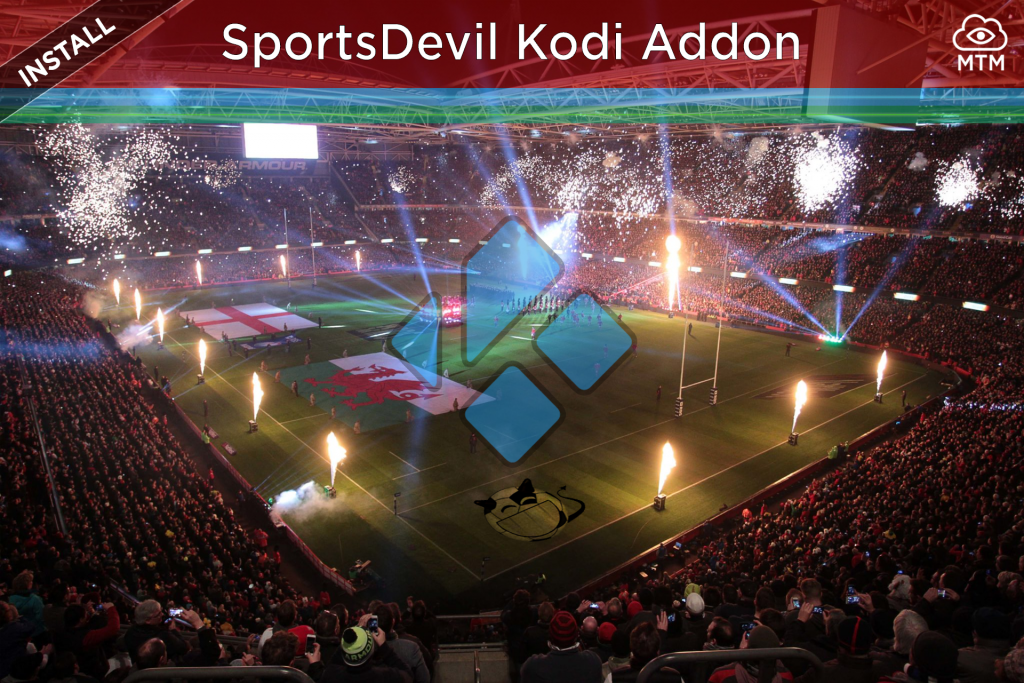 How to Install SportsDevil on Kodi Latest Updated Working Repo header image