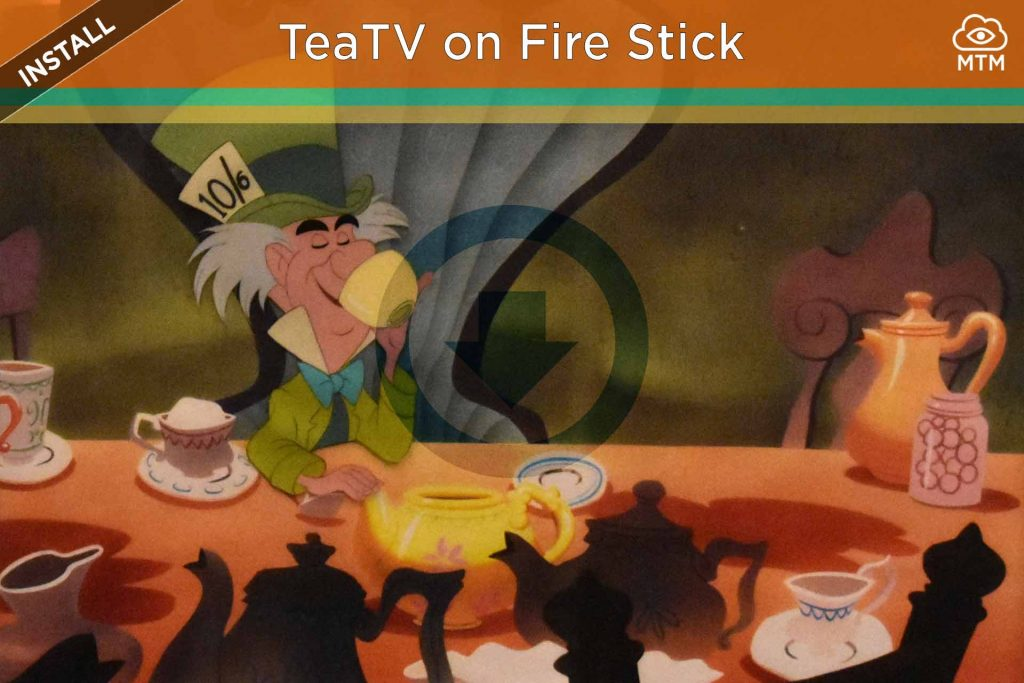 How to Install TeaTV on Firestick header image