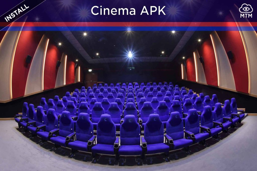How to Install Cinema APK Firestick App for Free Movies header image