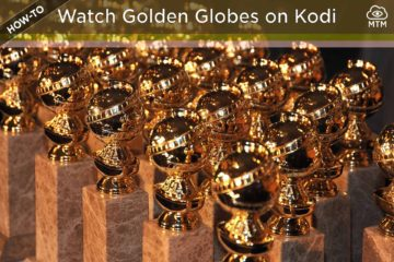 How to Watch Golden Globe Awards 2019 on Kodi Free Streaming Live header image