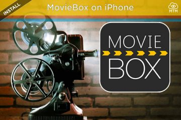 Download MovieBox on iPhone to Install ShowBox iOS App header image
