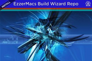 install ezzermacs build wizard repository