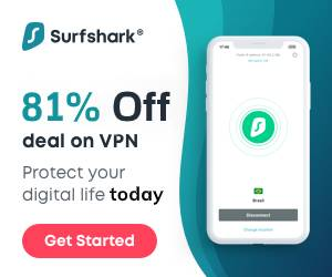 get Surfshark VPN to stream free online