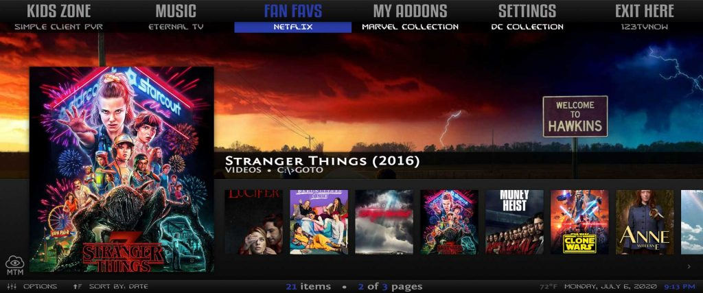 netflix shows streaming on misfit mods lite 18 kodi build