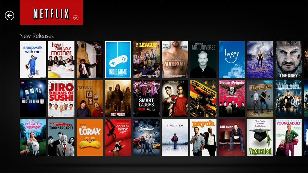 using VPN to access netflix USA library